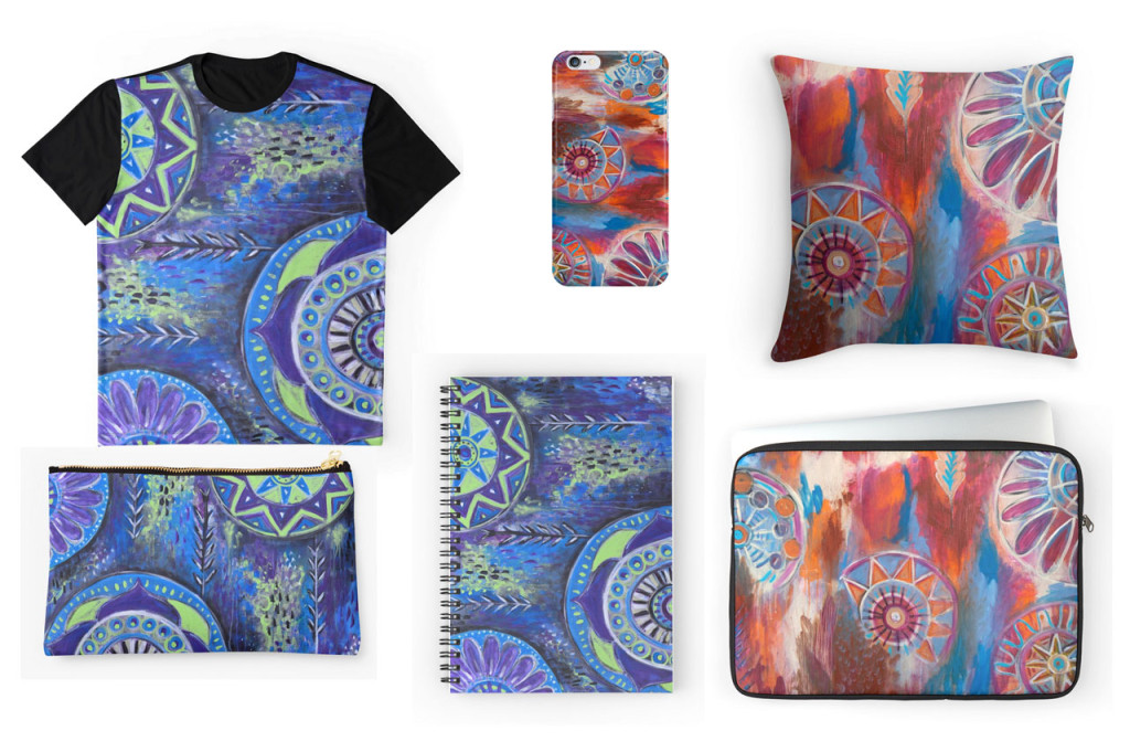 AbstractMandalas-products