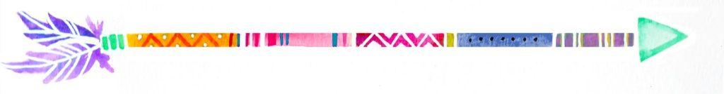 arrows-watercolorsketch1
